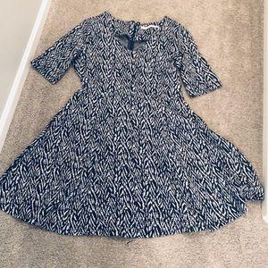 41 Hawthorn (Stitchfix) A-line Dress